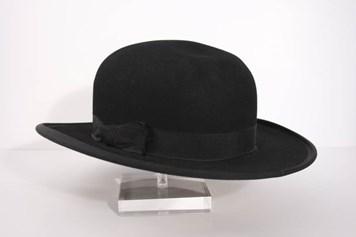 Wide Brimmed Bowler Hat a0043addf1a