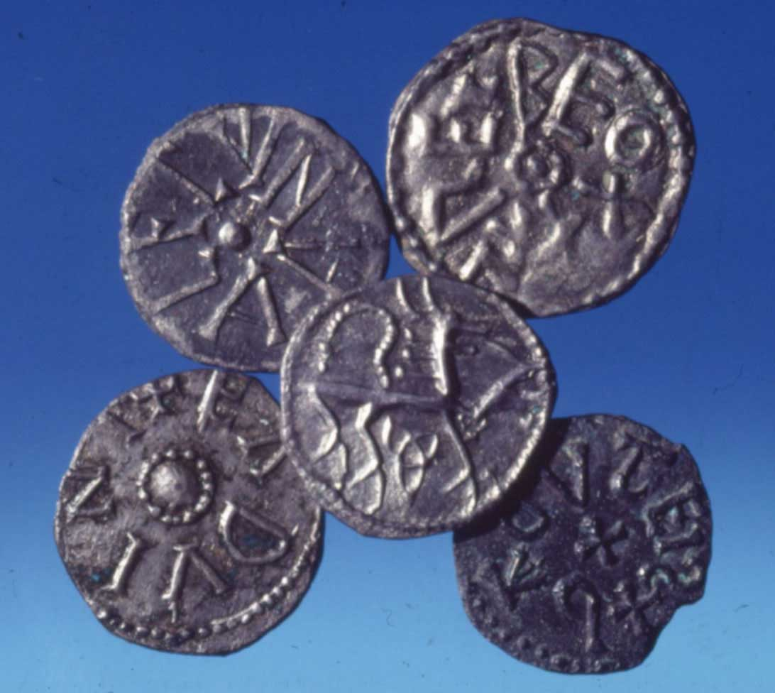Anglian Coins, Whithorn