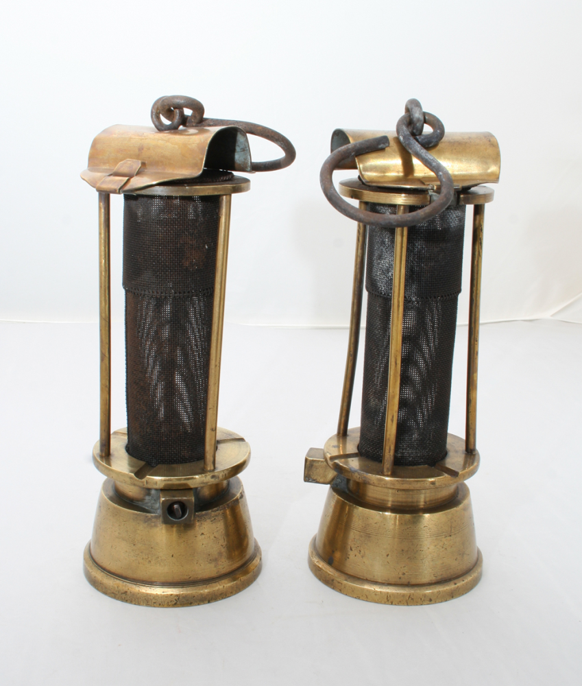 Miner S Safety Lamps