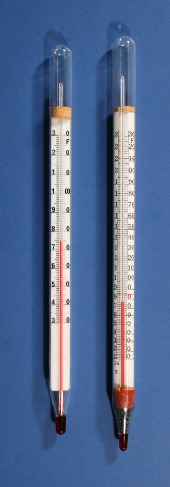 floating dairy thermometer