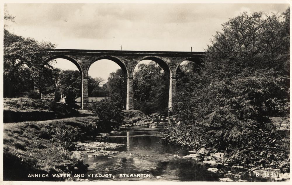 The Viaduct Stewarton
