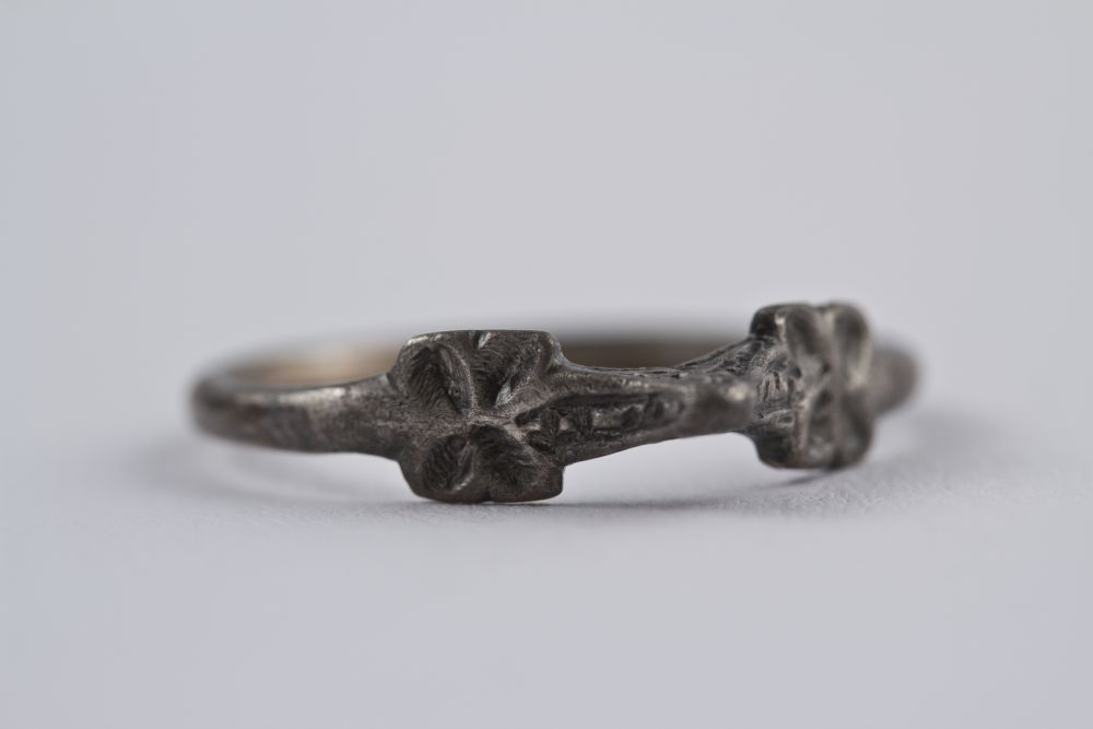 WTAH096a  Silver Finger Ring